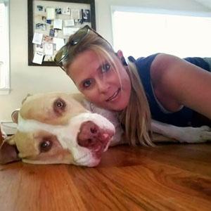 Suzette - dog walker at Let's Play Ruff
